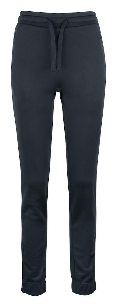 Basic Active Pants svart