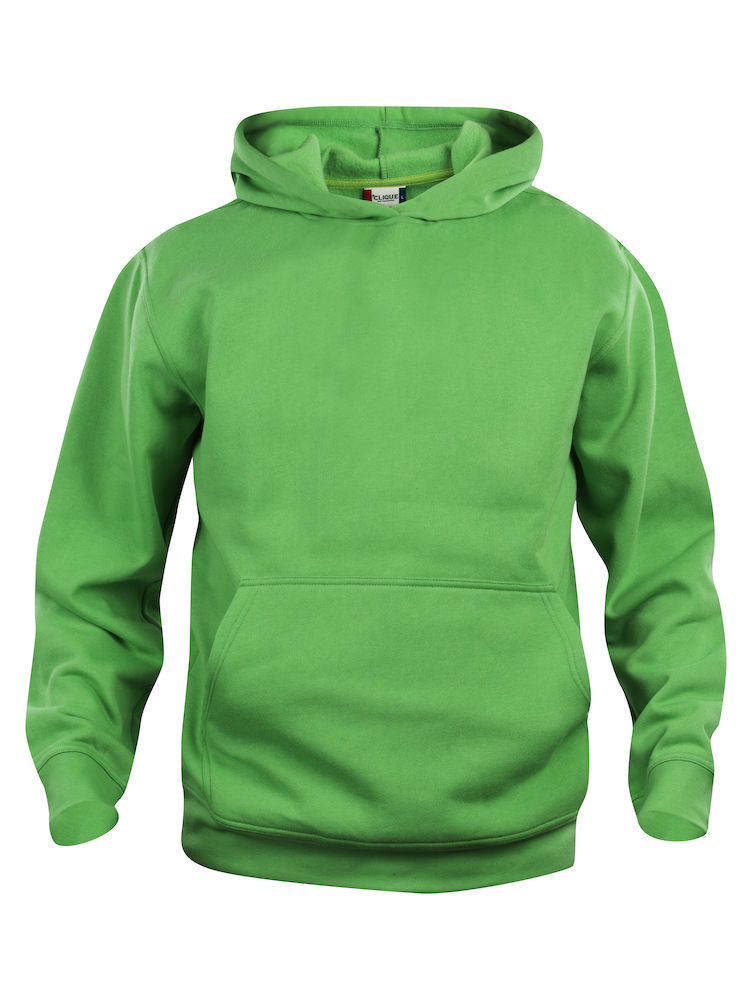 Clique Basic Hoody barn apple green