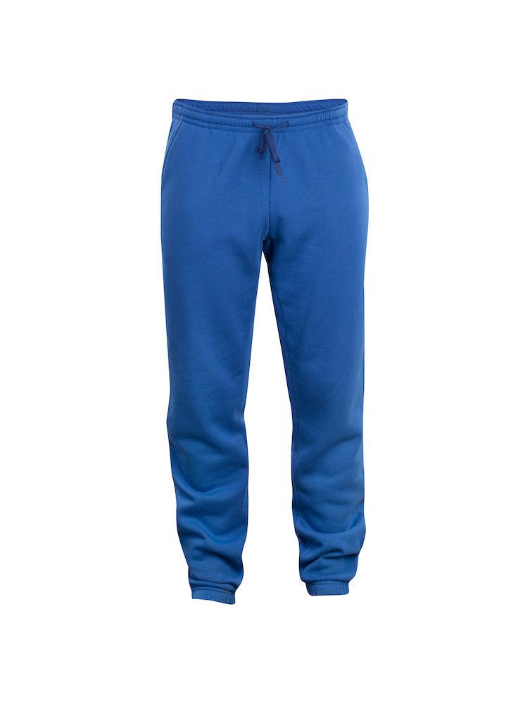 Clique Basic Pants barn royalblå