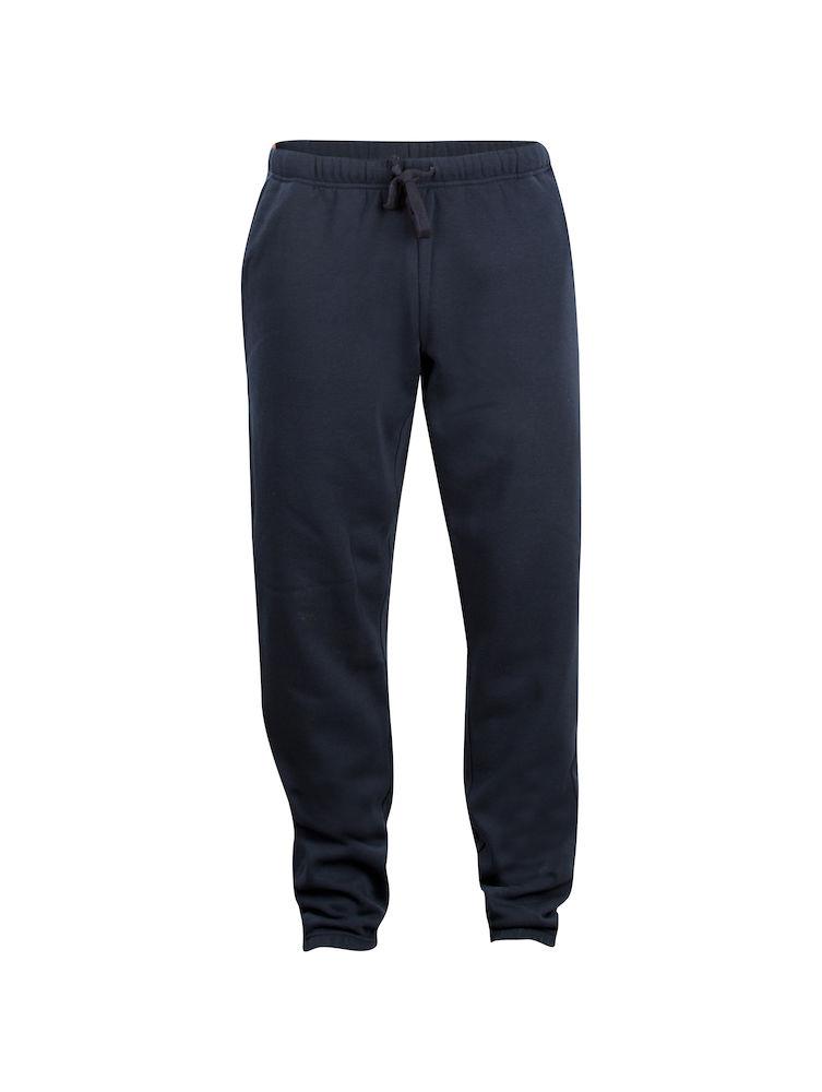 Clique Basic Pants barn mörk marin