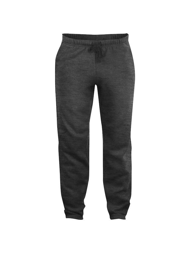 Clique Basic Pants barn antracitmelerad
