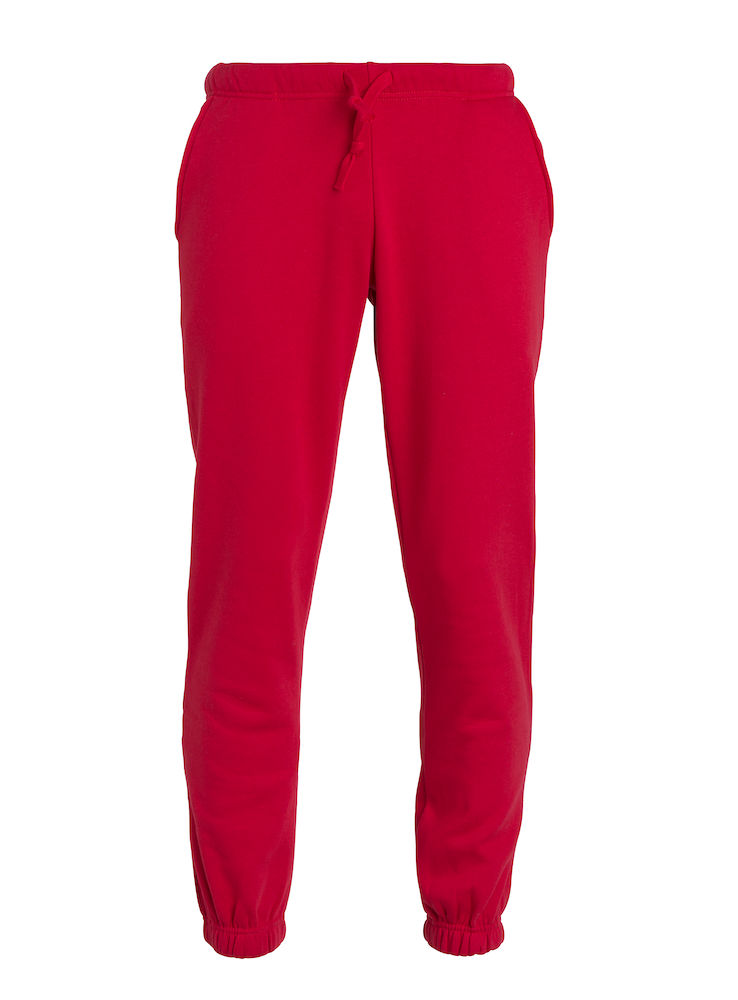 Clique Basic Pants röd