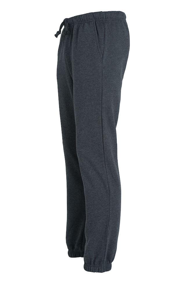 Clique Basic Pants antracitmelerad