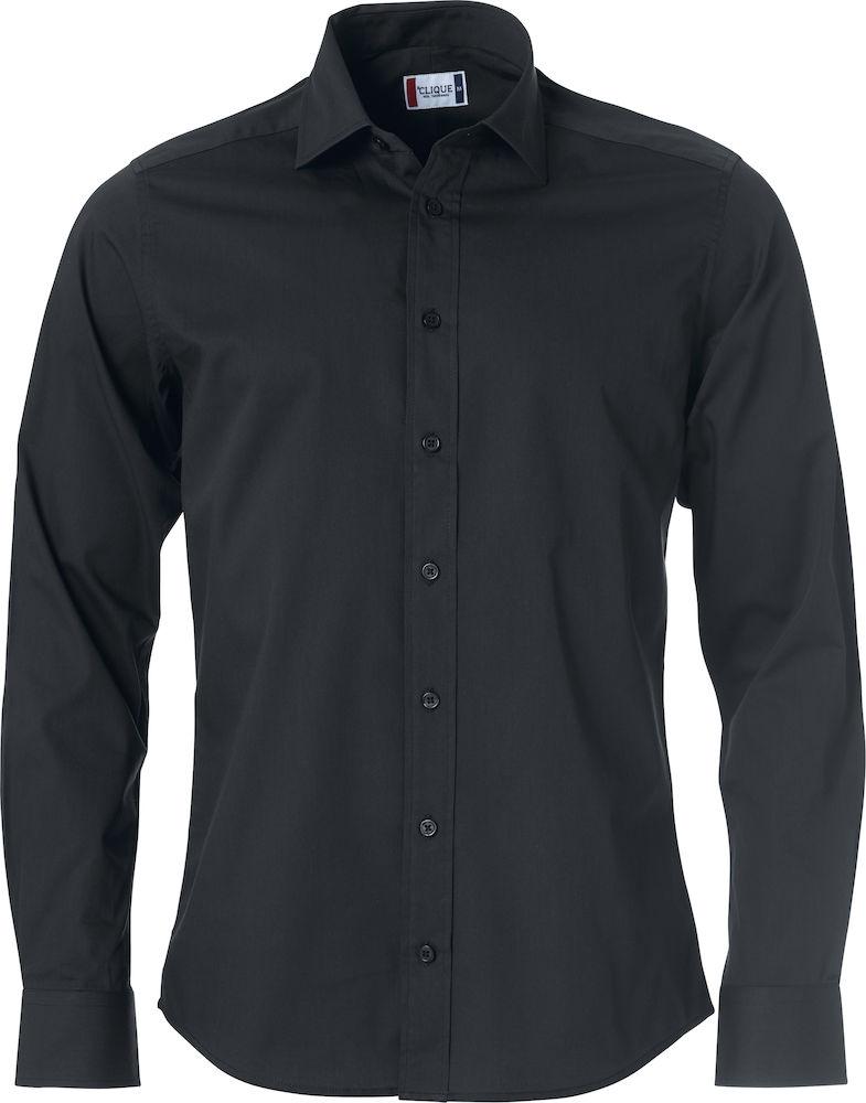 Clark Herrskjorta svart