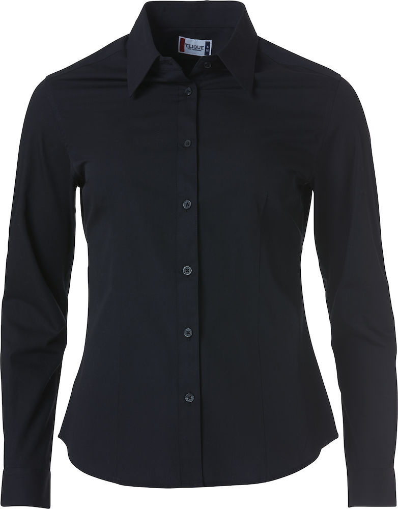 Clare Damskjorta svart