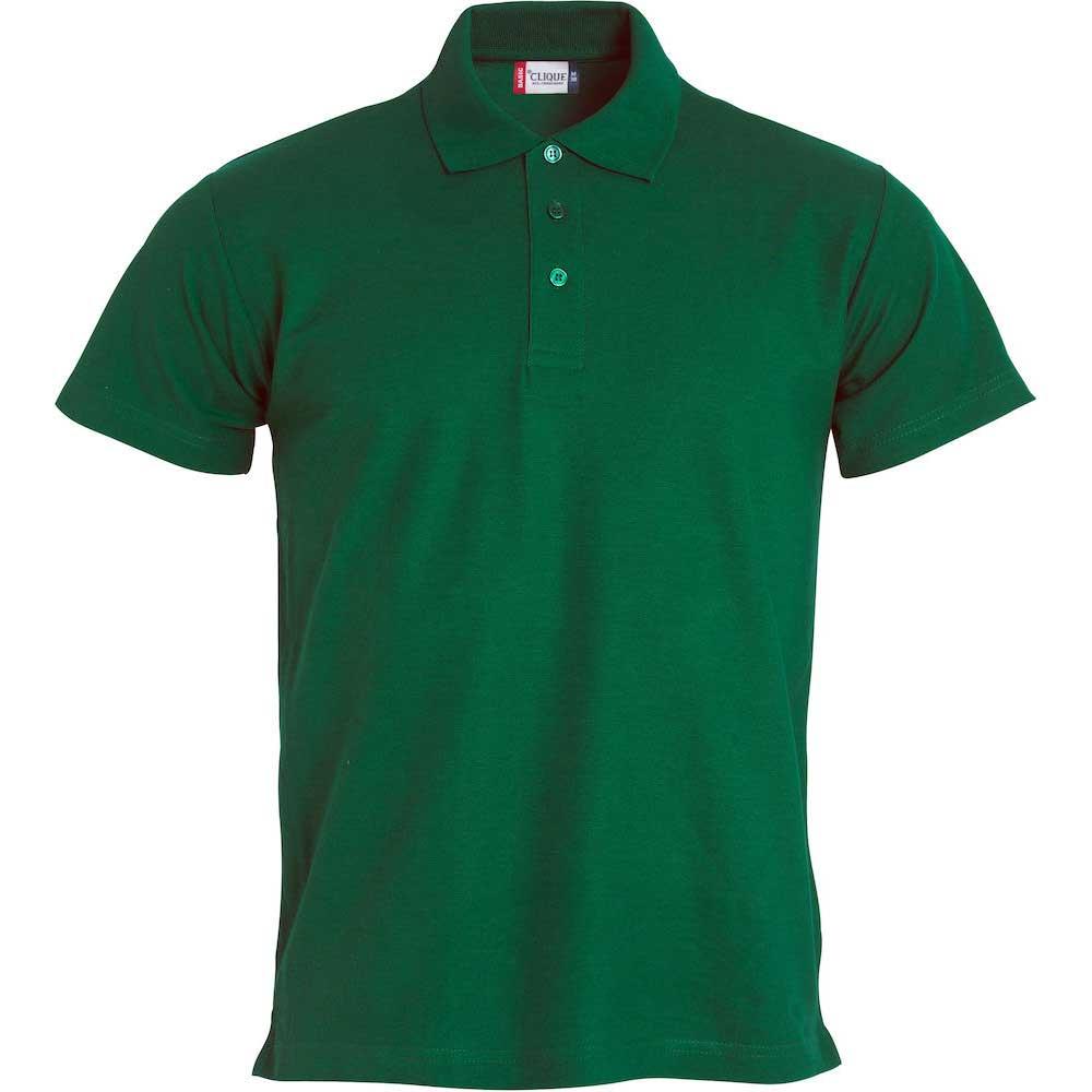 Basic Polo Clique Buteljgrön