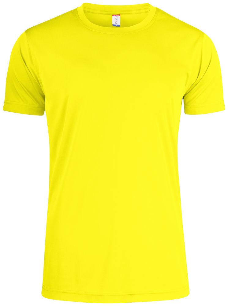 Basic Active-T Lagnamn Visibility Yellow