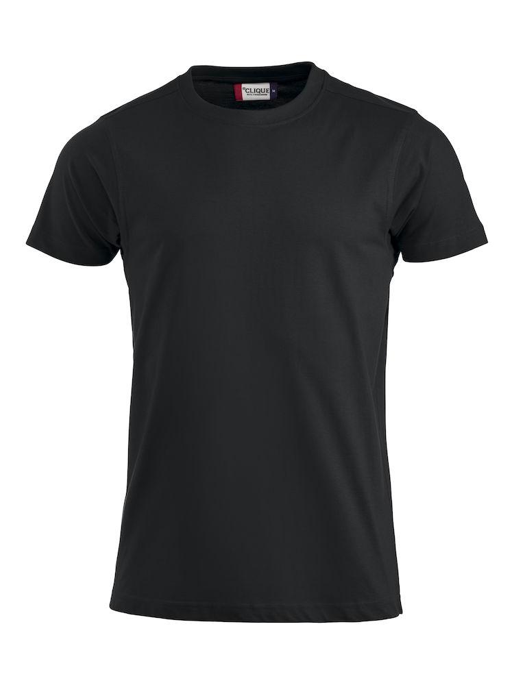 Clique Premium-T svart
