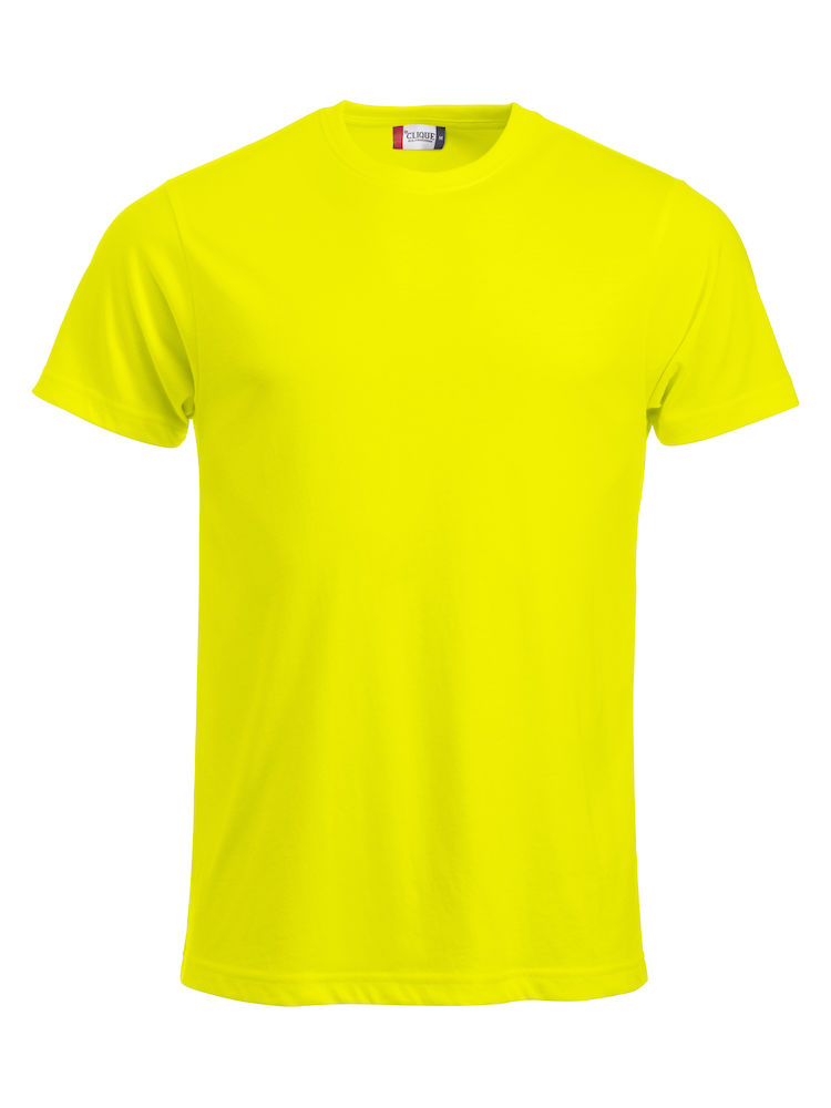 Clique New Classic T  visibility yellow