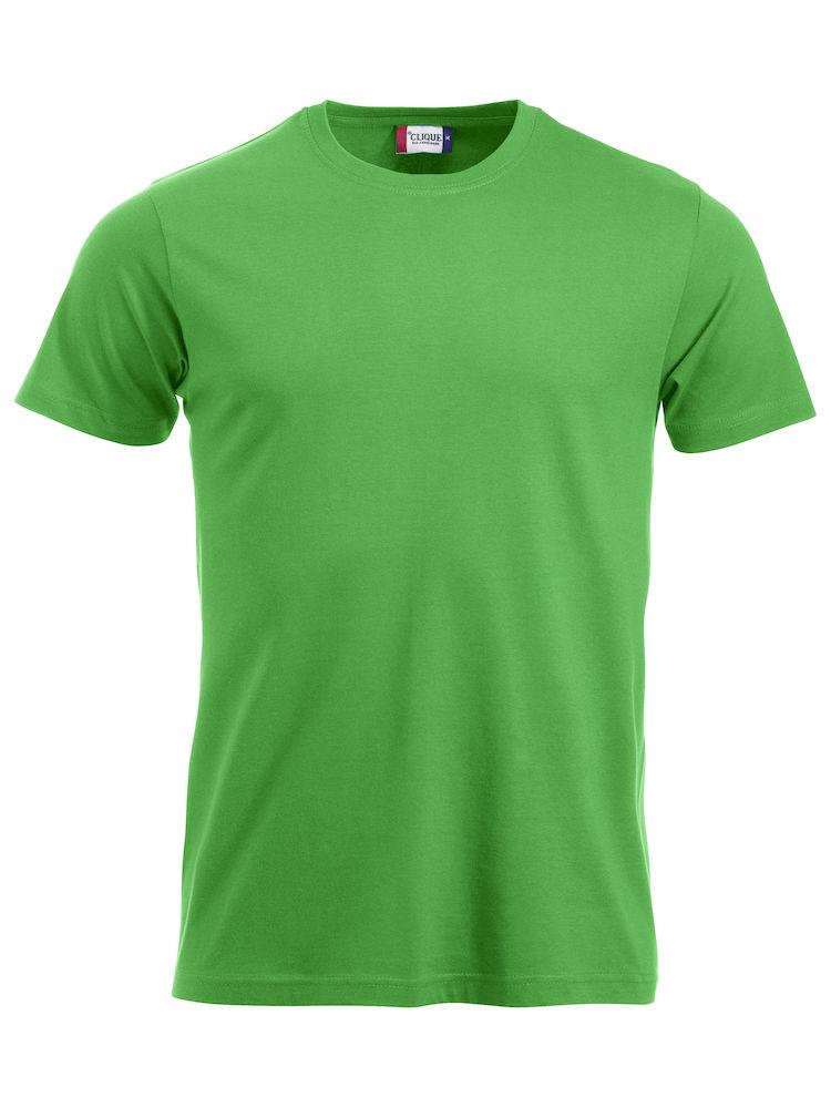 Clique New Classic T  apple green