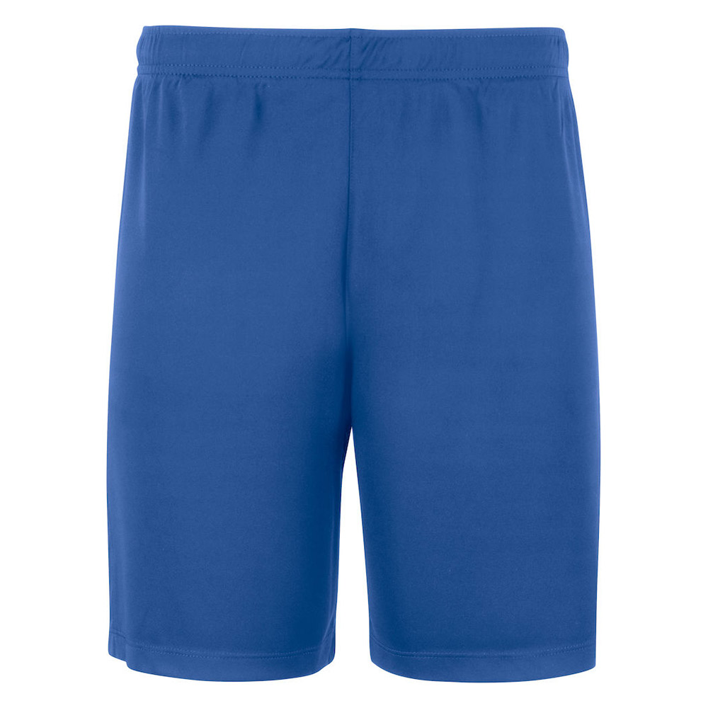 Basic Active Shorts  Royal