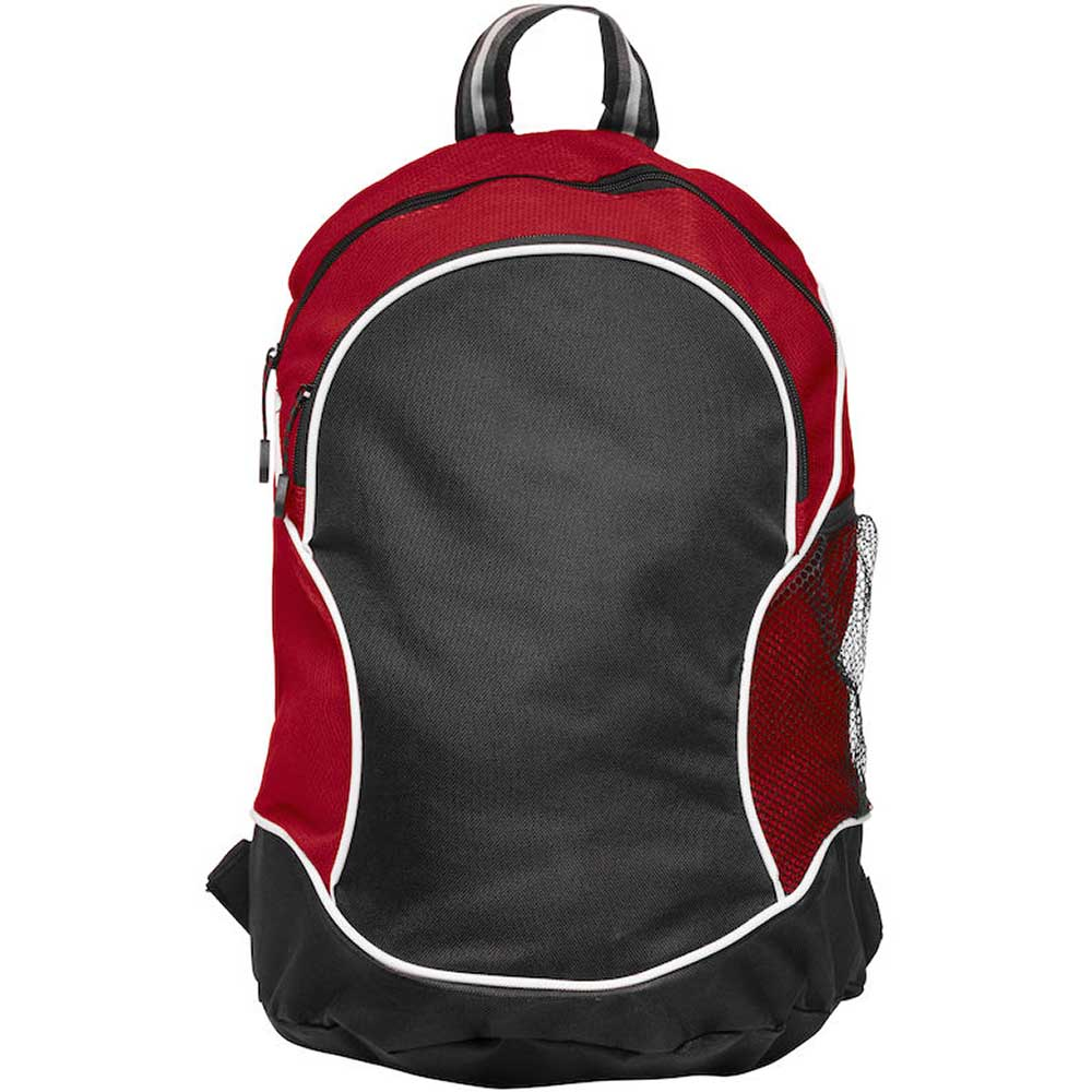 Texas Bull Backpack röd
