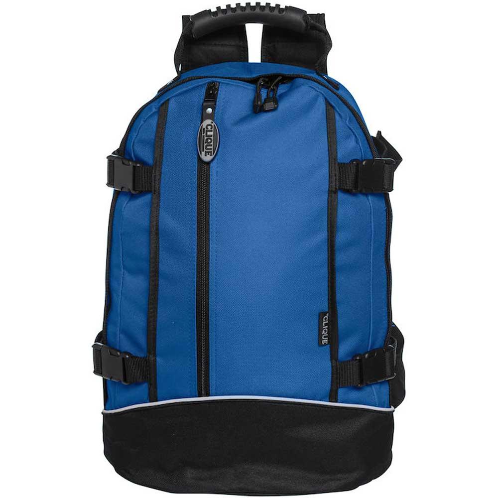 Clique Backpack ll royalblå