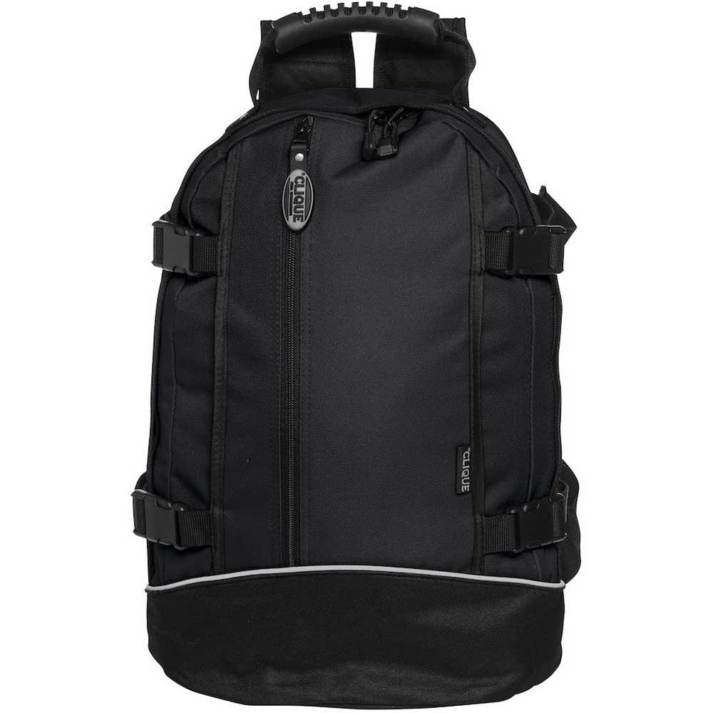 Clique Backpack ll svart