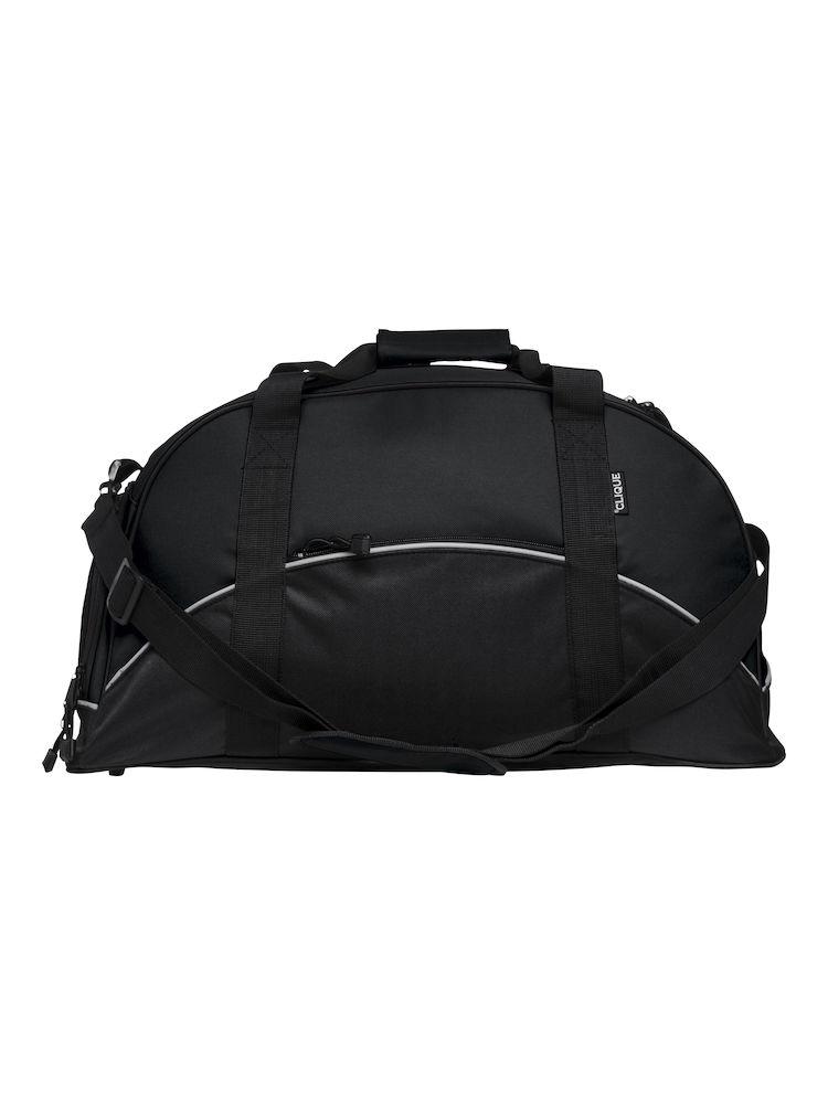Clique Sportbag   svart