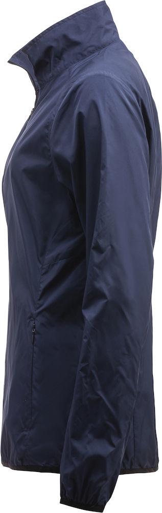 La Push Rain Jacket Ladies Mörk marin