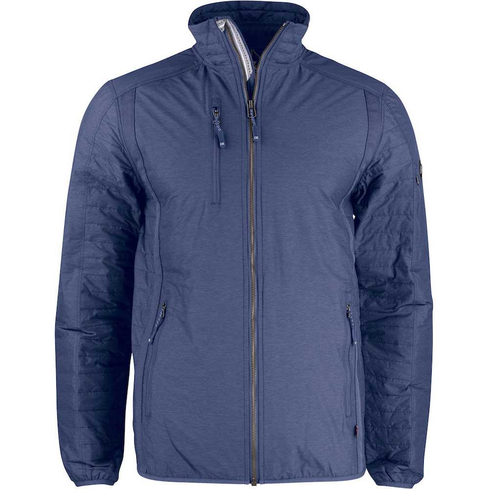Packwood Jacket Men Denim Melange