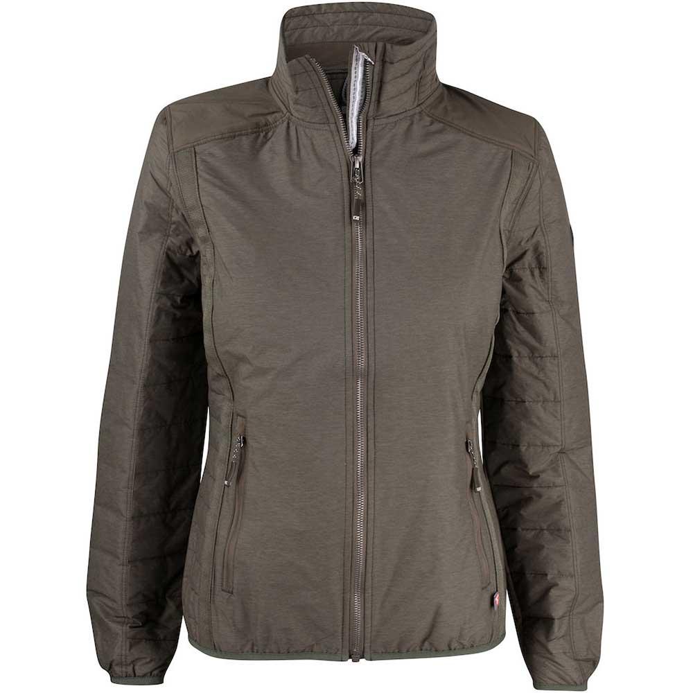 Packwood Jacket Ladies Olive Green