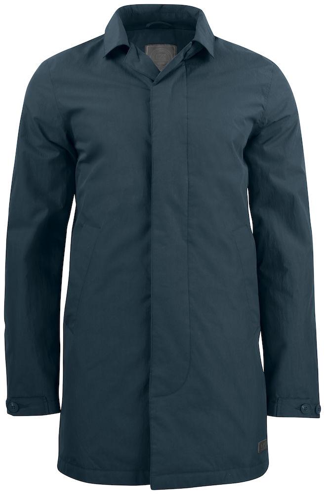 Bellevue Jacket Men Mörk marin