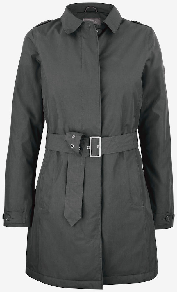Bellevue Jacket Ladies Charcoal