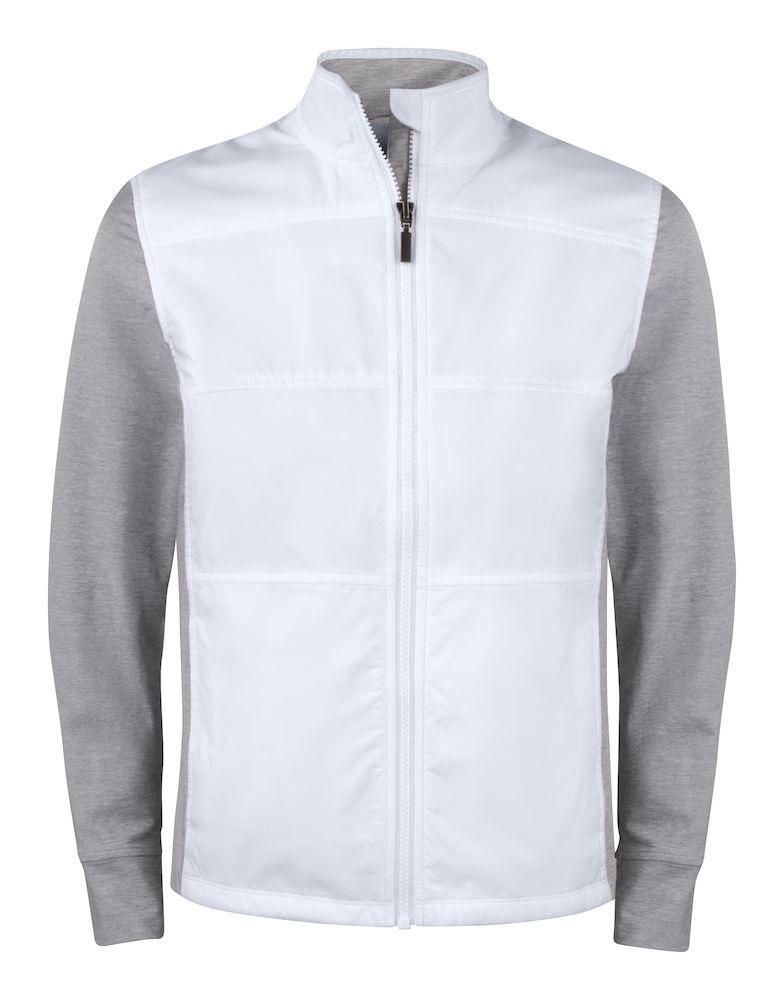 Stealth Jacket Men Vit