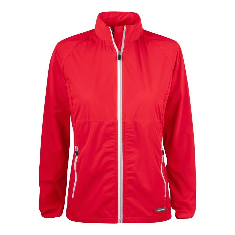 Kamloops Jacket Ladies Röd