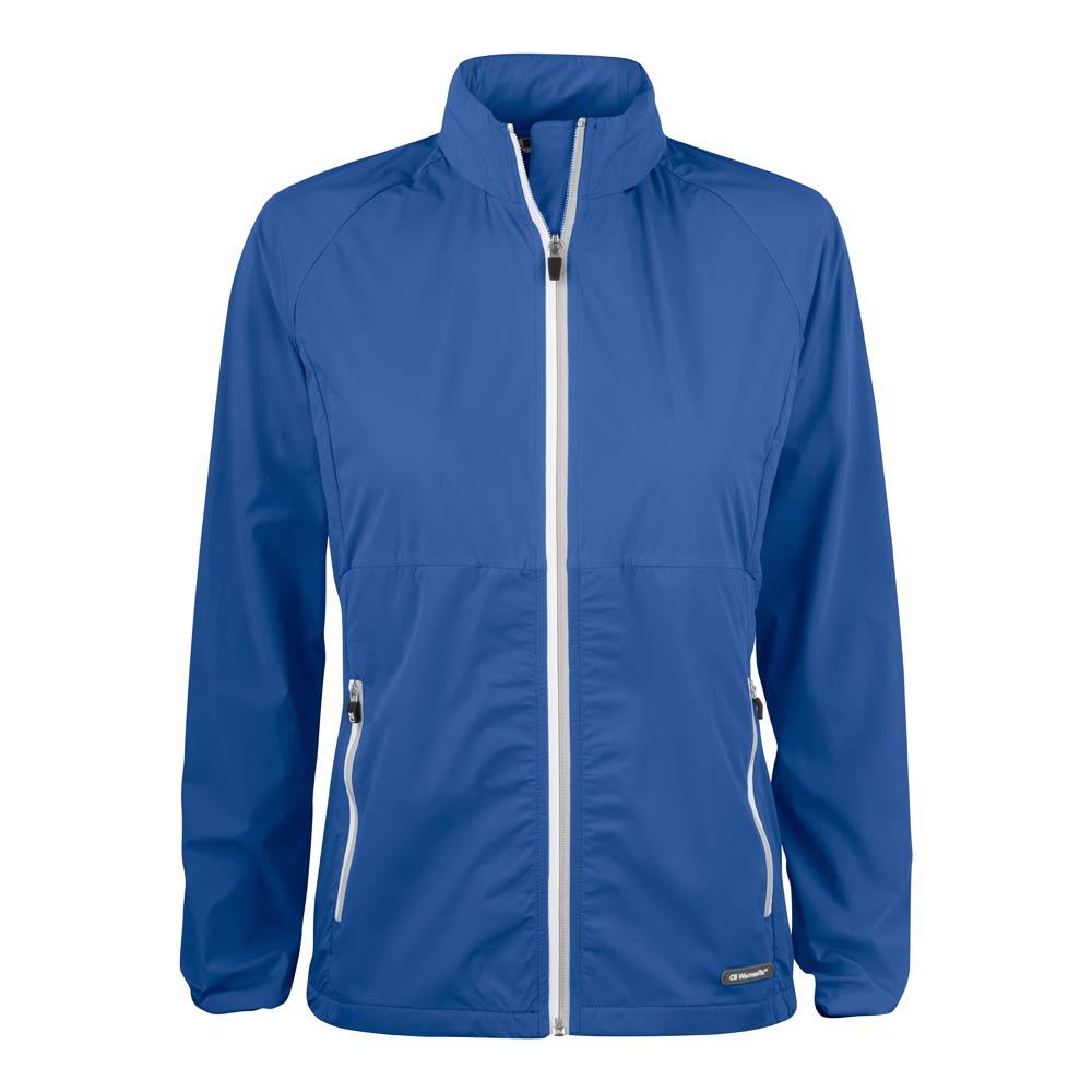 Kamloops Jacket Ladies Royalblå