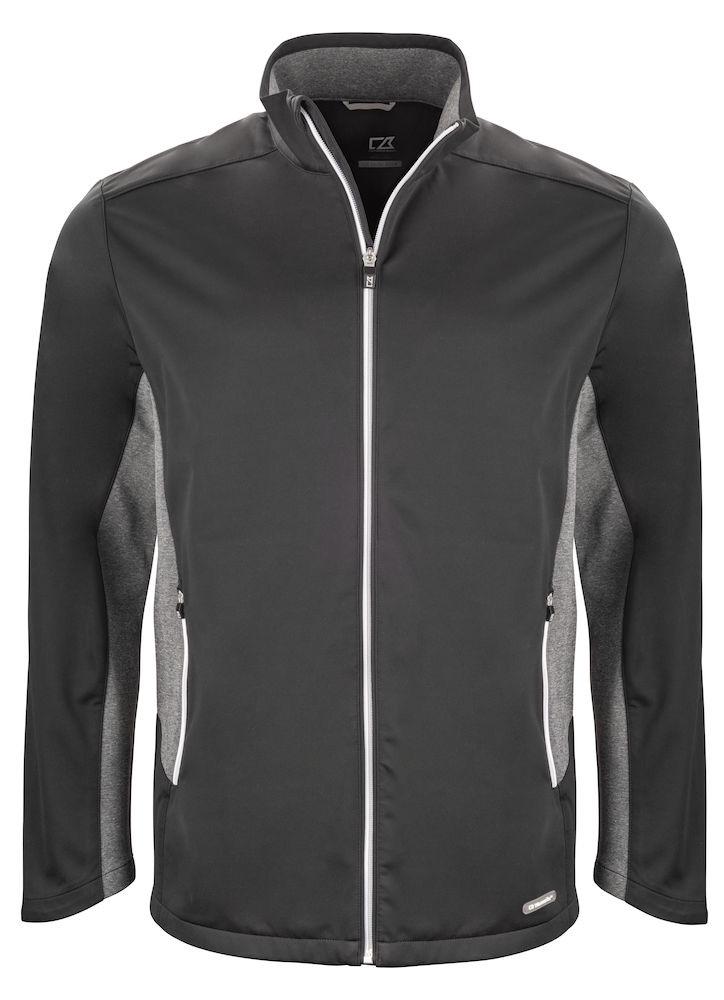 Navigate Softshell Jacket Men Svart