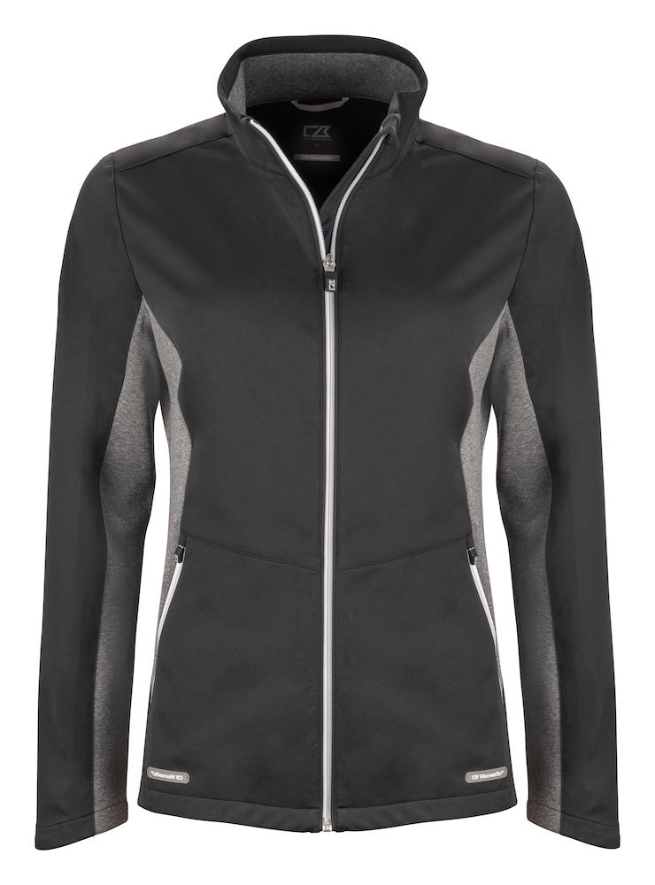 Navigate Softshell Jacket Ladies Svart