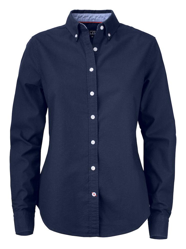 Belfair Oxford Shirt Dam Mörk marin
