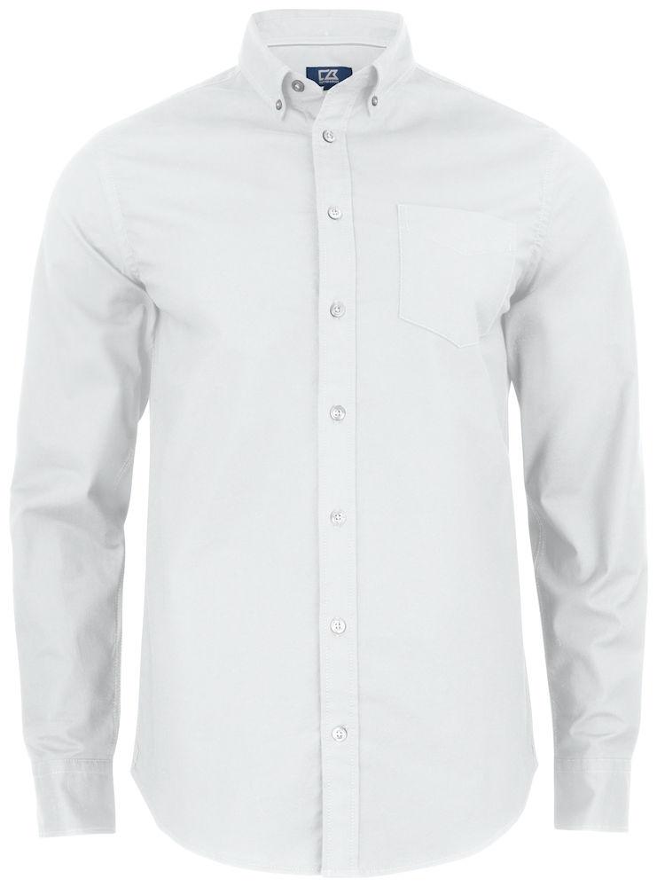 Hansville Shirt Men Vit