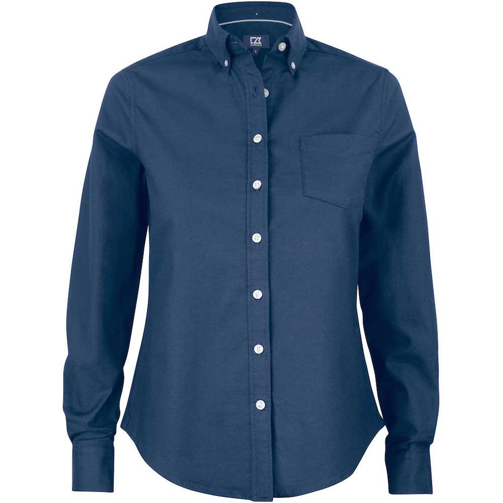 Hansville Shirt Ladies Blue Oxford