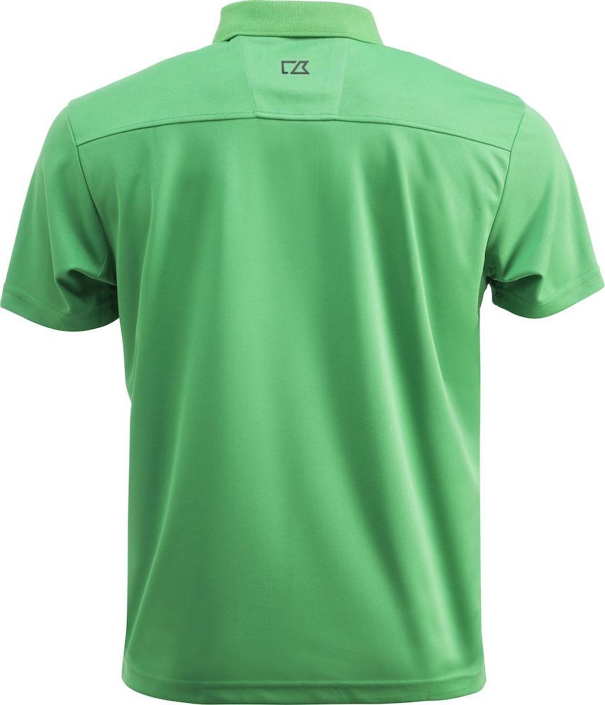Kelowna Polo Men Grön