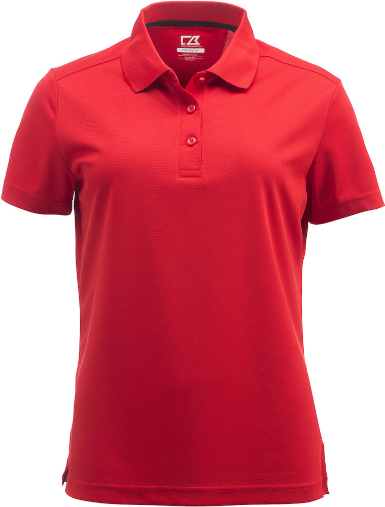 Kelowna Polo Ladies Röd