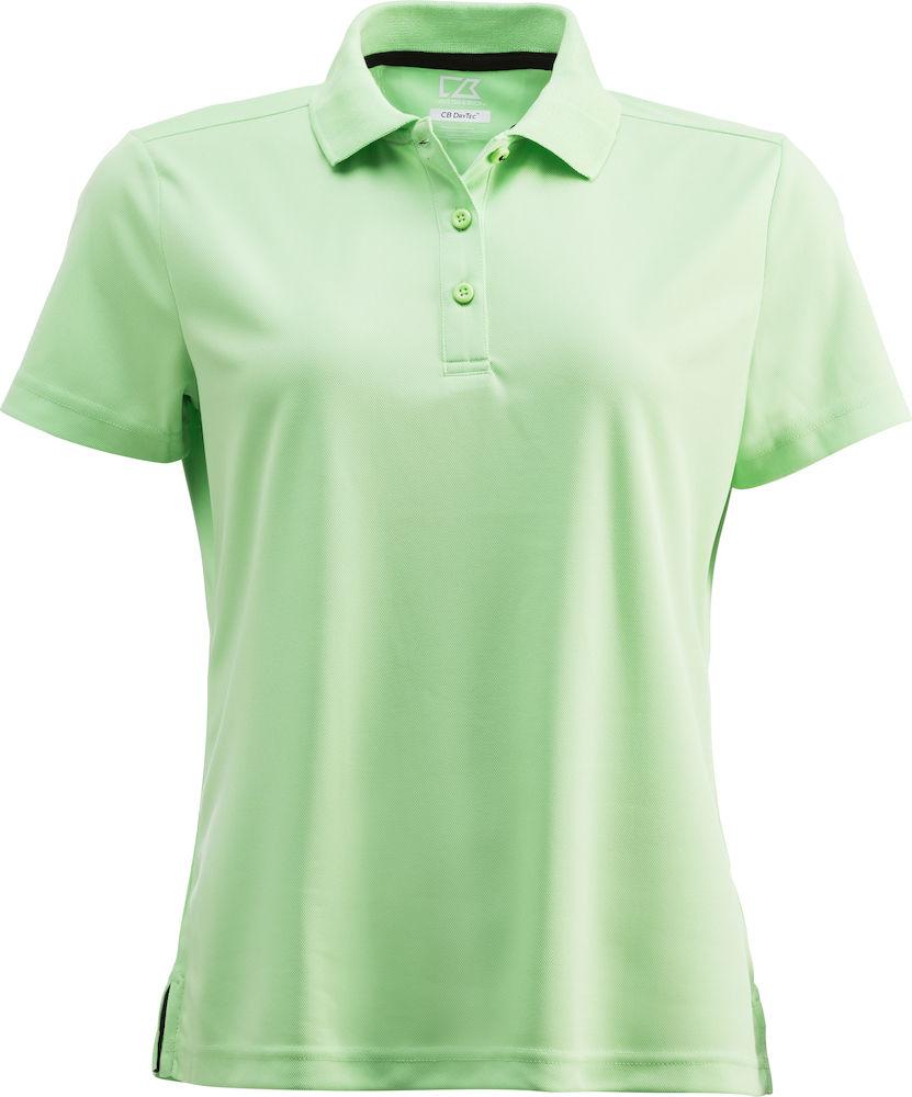Kelowna Polo Ladies Ljusgrön