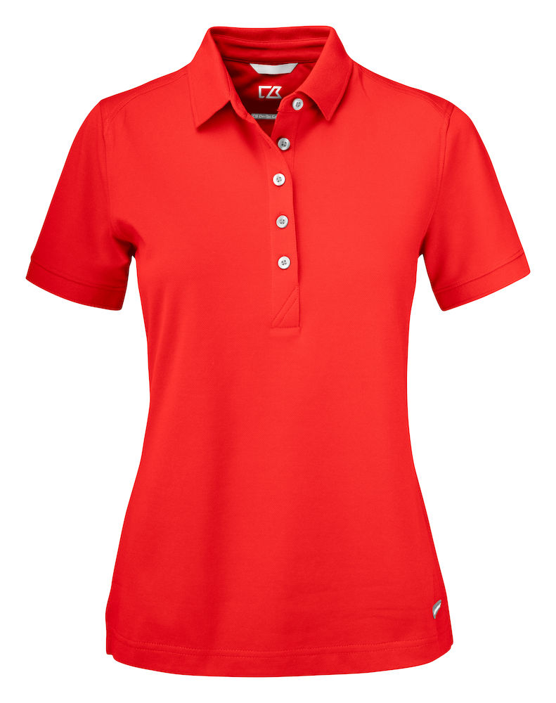 Advantage Polo Ladies Röd