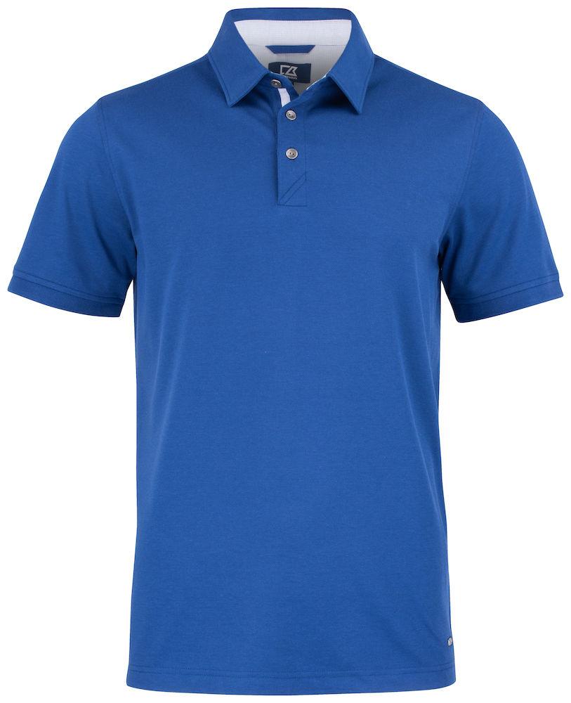 Advantage Premium Polo Blå
