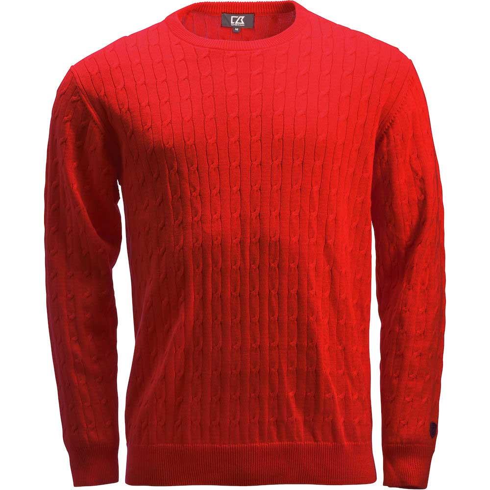 Blakely Sweater Men Röd