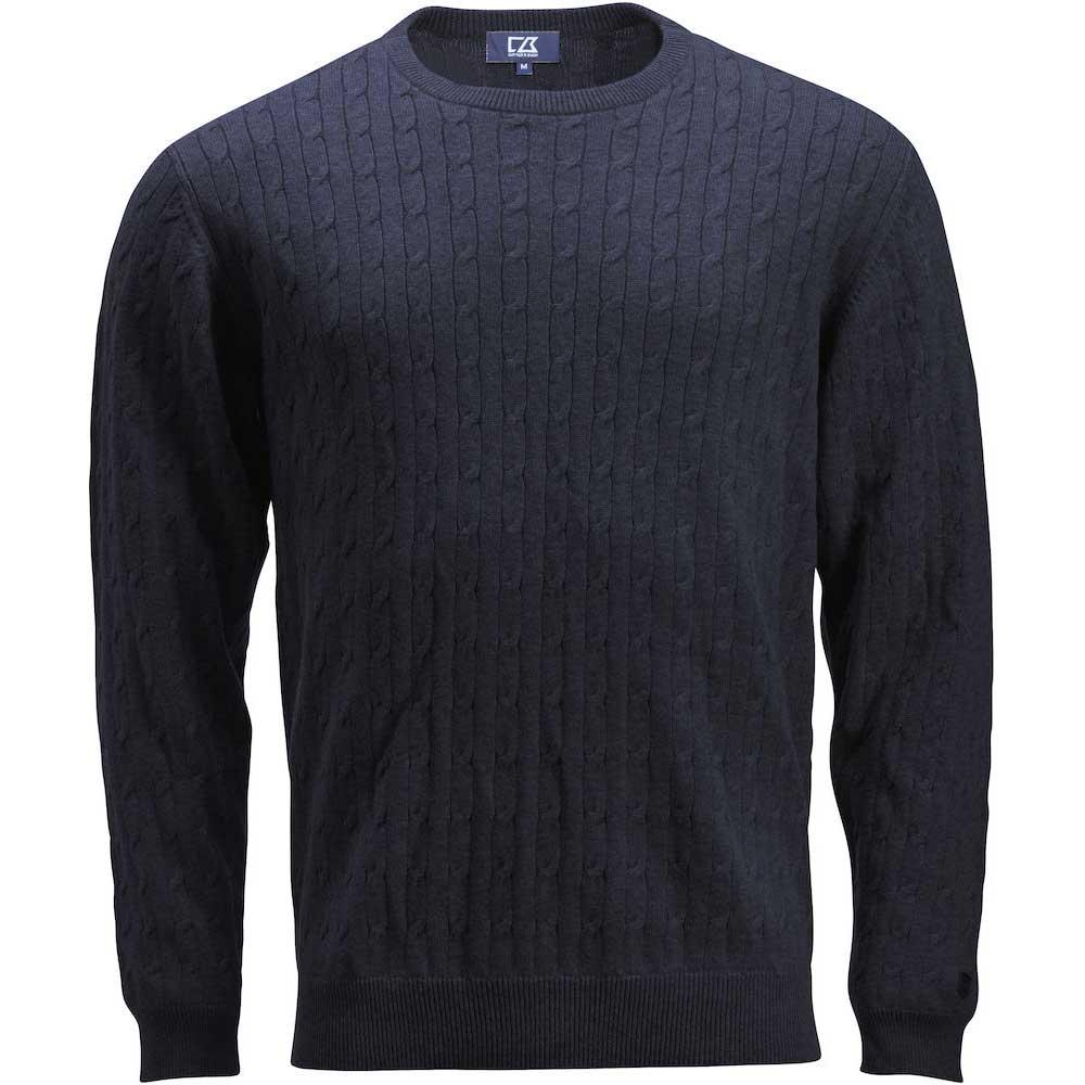 Blakely Sweater Men Mörk marin