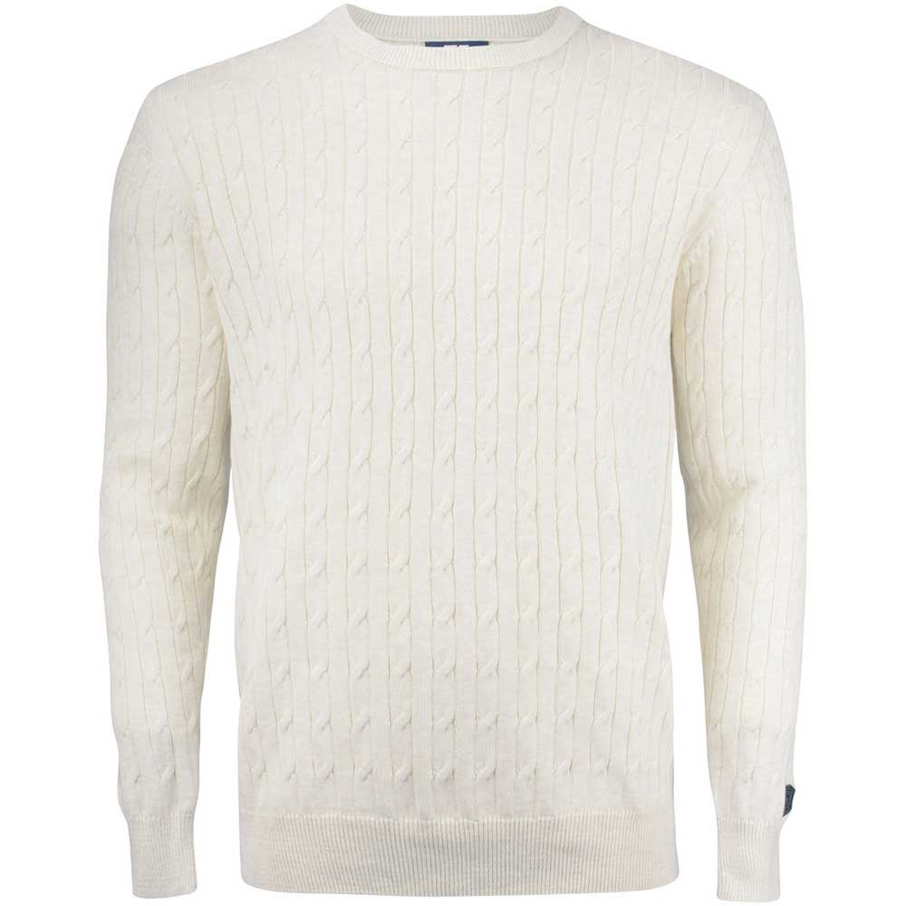 Blakely Sweater Men Sandmelerad