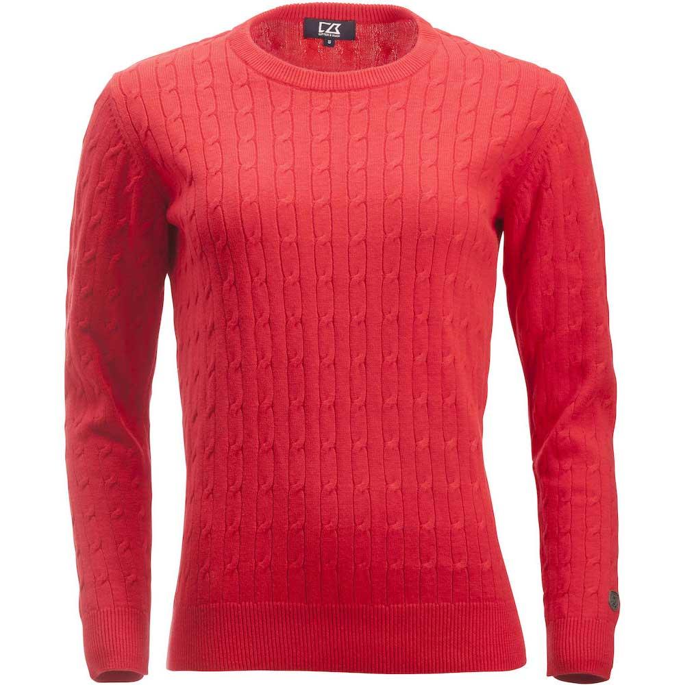 Blakely Sweater Ladies Röd