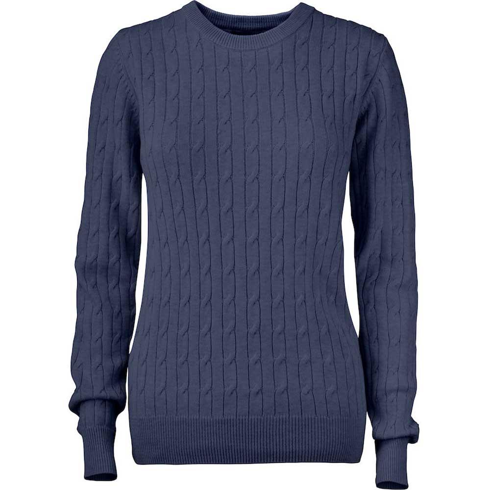 Blakely Sweater Ladies Marinmelerad