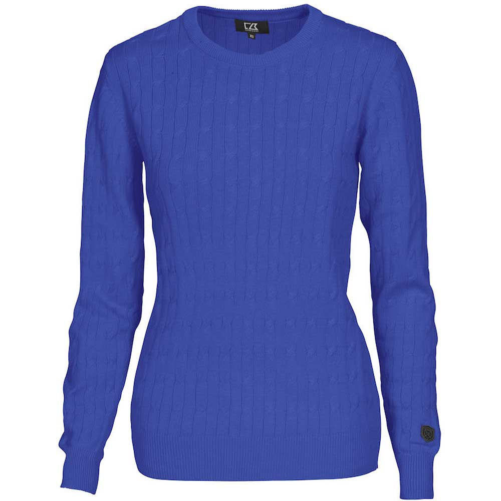 Blakely Sweater Ladies Royalblå
