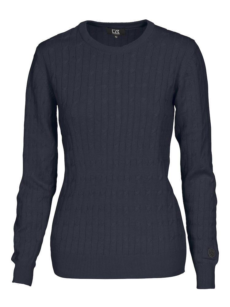 Blakely Sweater Ladies Mörk marinblå