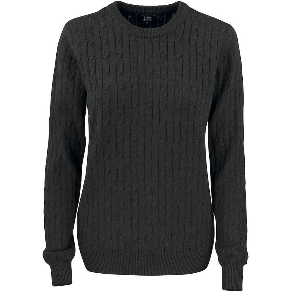 Blakely Sweater Ladies Antracitmelerad