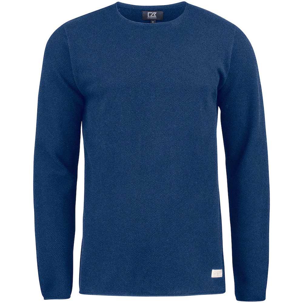Carnation Sweater Men Marinmelerad