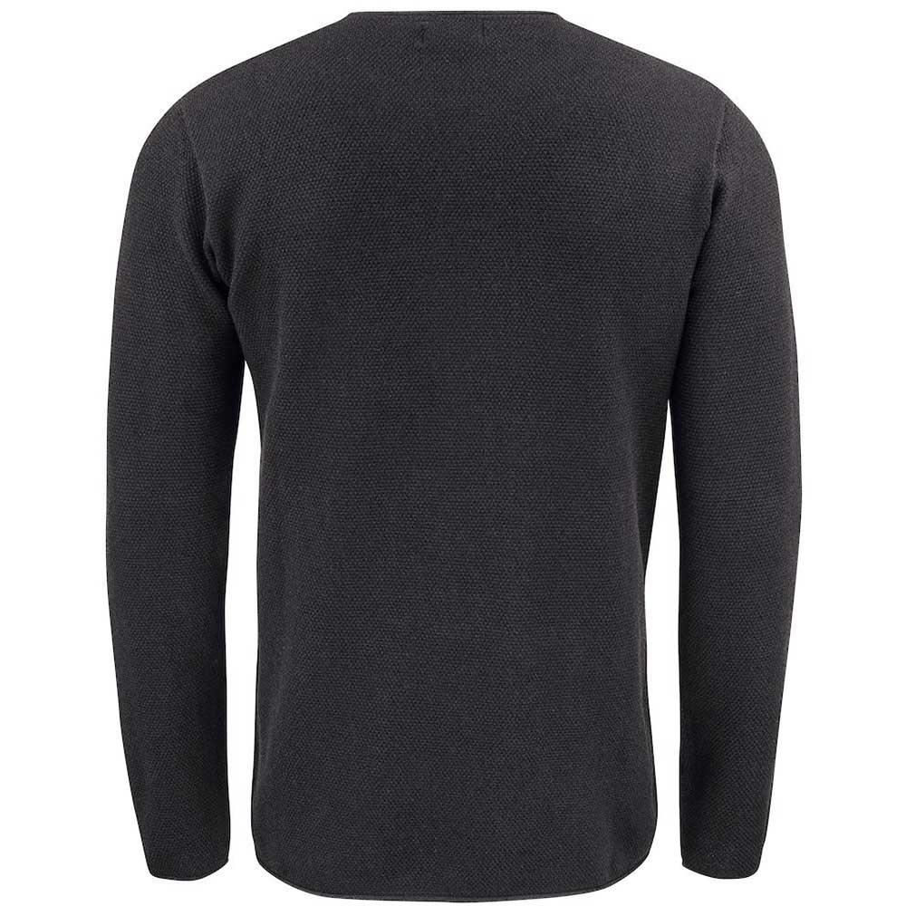 Carnation Sweater Men Antracitmelerad