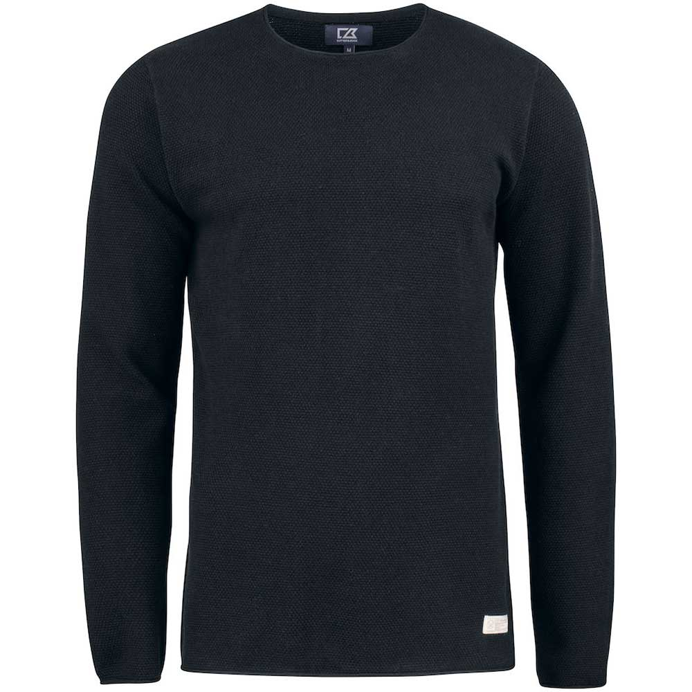 Carnation Sweater Men Svart