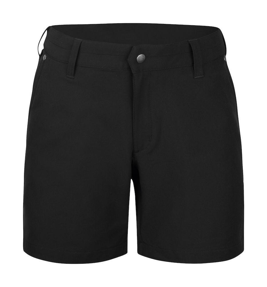 Salish Shorts Ladies  Svart