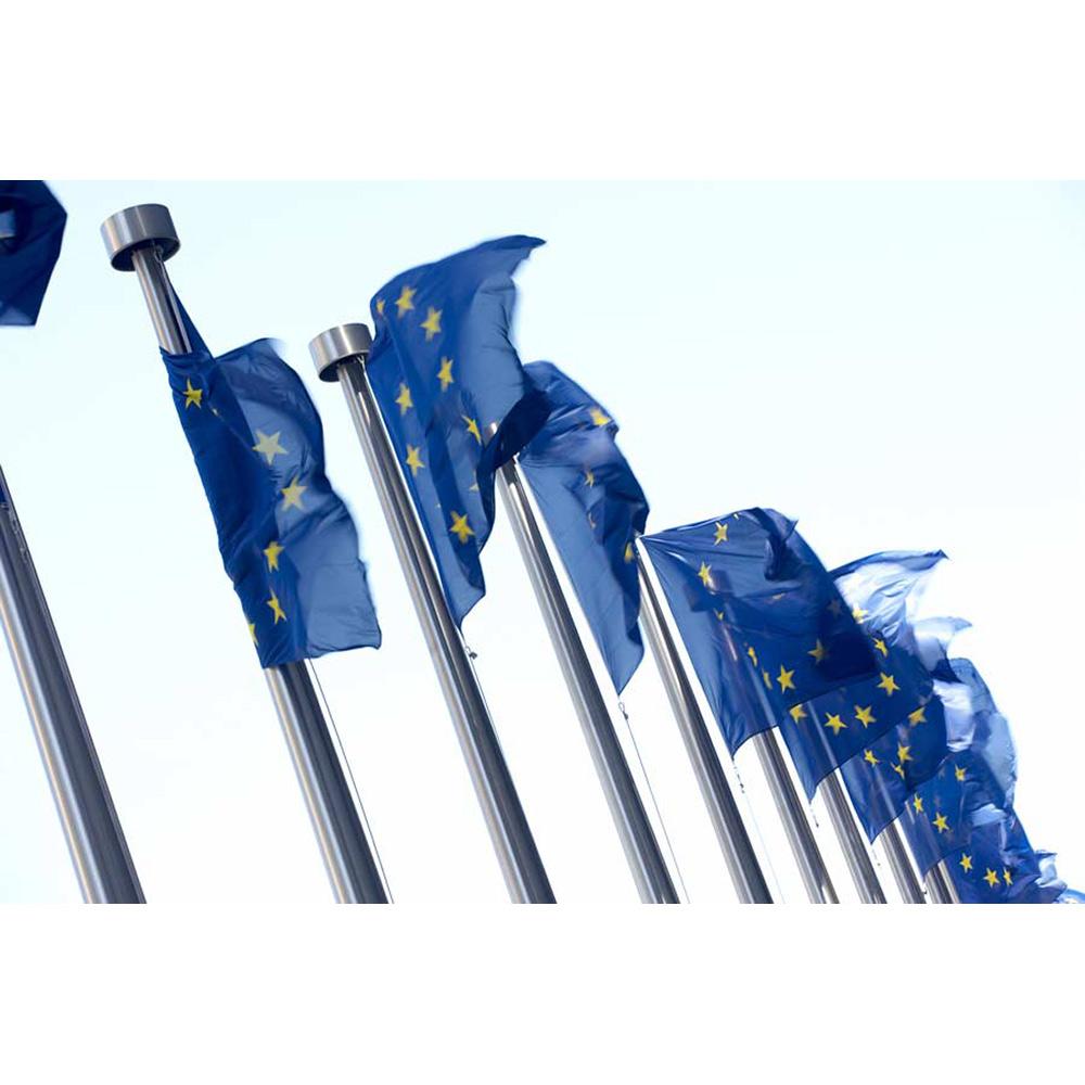 Digitaltryckt flagga 150x240 cm